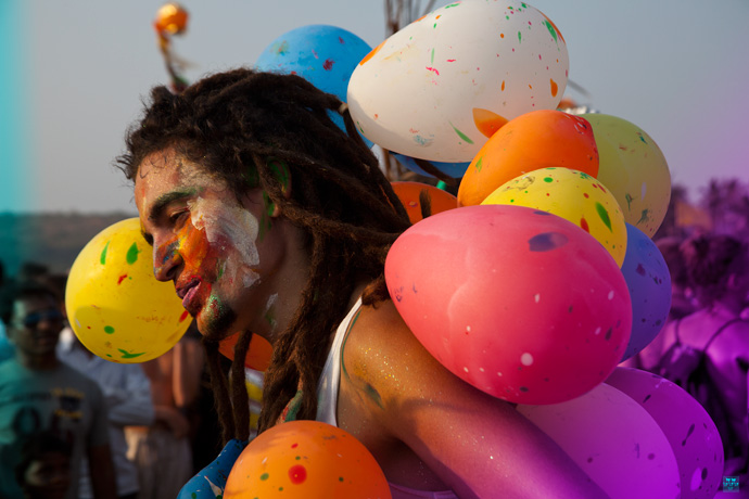 Фрик-карнавал Гоа 2011. Freak parade Goa 2011